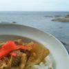 今日も美味しく海牛丼!