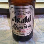 一本で姫路市に一円入る姫路城ビール!