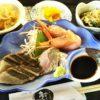海のあとの海鮮!お造り定食とお造り丼!