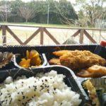 海で食べる美味しいお弁当(須江編)
