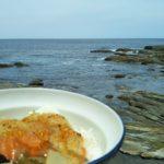 海で美味しい八宝菜!